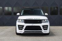 Lumma Design разработал новый обвес и ряд изменений  для Range Rover