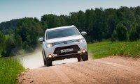 На Mitsubishi Outlander к природным драгоценностям Прибалтики