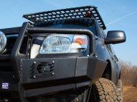 Mazda BT-50 с лифтом и широченными покрышками выходит на тропу войны