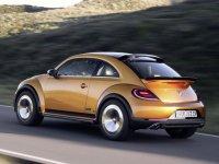 Вседорожный Volkswagen Beetle Dune появится в 2016 году