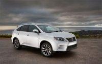 Lexus RX следующего поколения может получить три ряда сидений