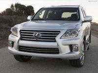 Lexus LX может получить дизельный двигатель