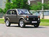 Известна дата начала Lada 4x4 Urban