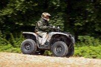 Флагман Yamaha Grizzly 700 получил улучшенный мотор, стал мощнее и экономичнее