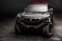 Стали известны некоторые подробности о Peugeot 2008 DKR