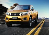 Nissan Navara будут собирать в Тайланде