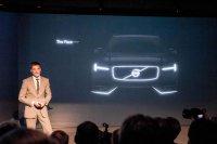 Новое поколение Volvo XC90 получит 400-сильную гибридную силовую установку и самый роскошный салон