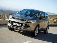 Продажи внедорожников Ford в первом полугодии возросли почти на треть