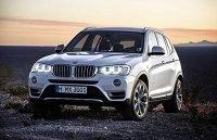 BMW X3 получит «заряженные» М-версии