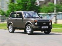 Стала известна комплектация Lada 4x4 Urban