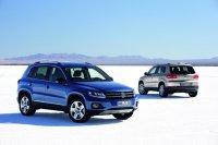 Новый Volkswagen Tiguan получит семь мест