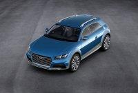 Audi создаст конкурента Range Rover Evoque