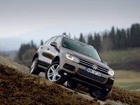 Volkswagen на автосалоне в Москве представит обновленный Touareg