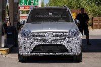 Mercedes GL скоро ожидает обновление