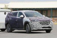 Hyundai тестирует новое поколение ix35
