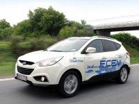 Водородный Hyundai ix35 поставил рекорд дальности хода на одном баке