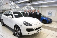Porsche Cayenne будет собирать Volkswagen