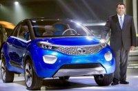 Land Rover Evoque может получить базу от Tata Nexon