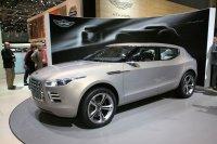Aston Martin откладывает выпуск кроссовера Lagonda на неопределенный срок