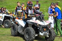 На Дне Квадроциклиста заводская команда Baltmotors Team взяла «золото», и не одно!