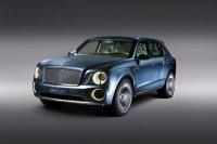 Bentley готовит самый быстрый внедорожник в мире