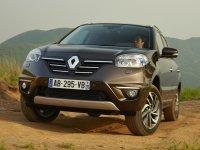Второе поколение Renault Koleos появится в 2016 году