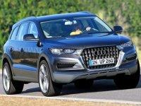 Гибридный Audi Q7 e-tron могут представить уже в этом году