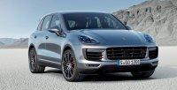 Porsche представил обновленный Cayenne