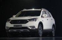 На автосалоне в Москве представят новый кроссовер Dongfeng AX7