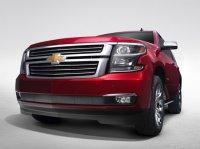 Обновленный Chevrolet Tahoe привезут в Москву