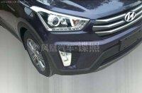 Китайцы сфотографировали почти серийный Hyundai ix25