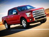 Ford объявил цены на свой новый пикап F-150