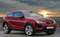 BMW X2 появится в 2017 году