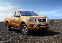 Nissan выпустит внедорожник на базе пикапа Navara