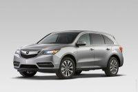 Кроссоверы Acura бьют рекорды продаж в США