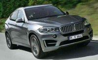 На Нюрбургринге тестируют BMW X6M