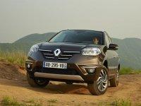 Renault Koleos теперь доступен с дизелем