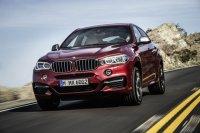 Премьеру BMW X6 перенесли из Москвы в Париж