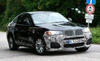 Немцы приступили к тестированию BMW X4 M40i