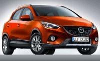Mazda выпустит компактный кроссовер CX-3