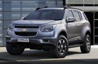 Chevrolet на автосалоне в Москве представит сразу 5 внедорожников