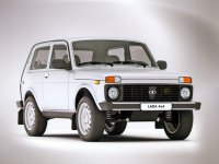 Lada 4x4 с кондиционером обойдется в 385 тысяч рублей