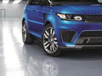 Land Rover рассекретил свой самый быстрый Range Rover Sport SVR