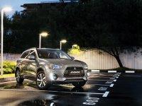 Новая трансмиссия Mitsubishi ASX