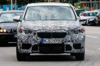 Следующее поколение BMW X1 может получить семиместную модификацию