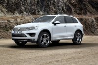 Обновленный Volkswagen Touareg уже появился у дилеров в Германии