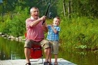 Ловля рыбной мелочи на удочку