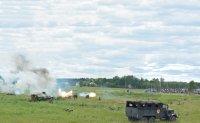 Фестиваль «Моторы войны»