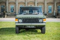 Самый первый Range Rover уйдет с молотка