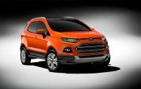 Российский Ford EcoSport обойдется минимум в 699 тысяч рублей